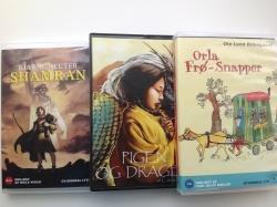 Nyt på hylderne Lydbøger for børn
