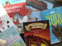 Nyt på hylderne børnebøger