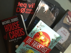 Nyt på hylderne romaner