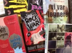 Nyt på hylderne ungdomsbøger