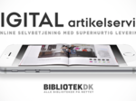 Logo for Digital Artikelservice