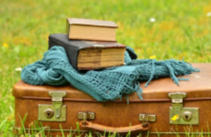 Bogen i kufferten