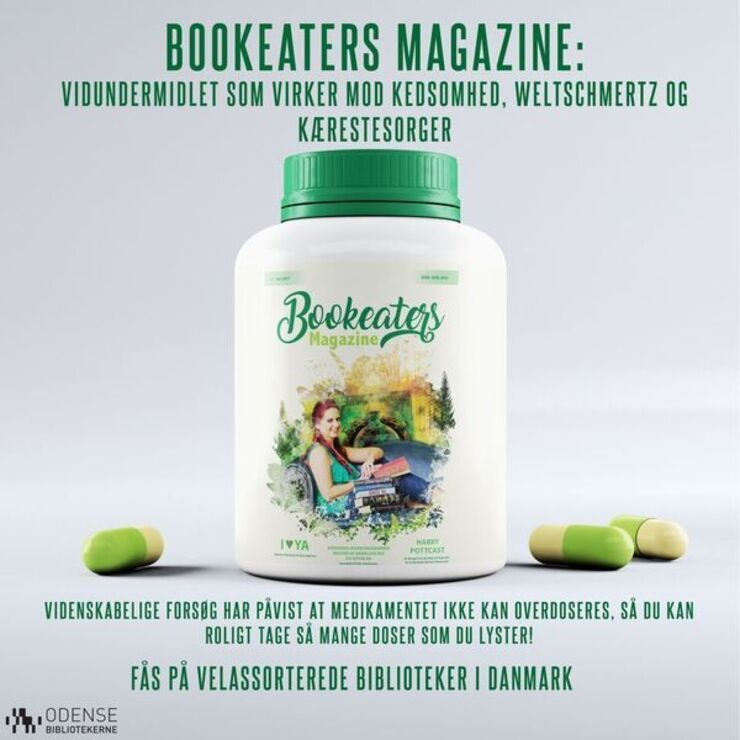BookEaters Magazine