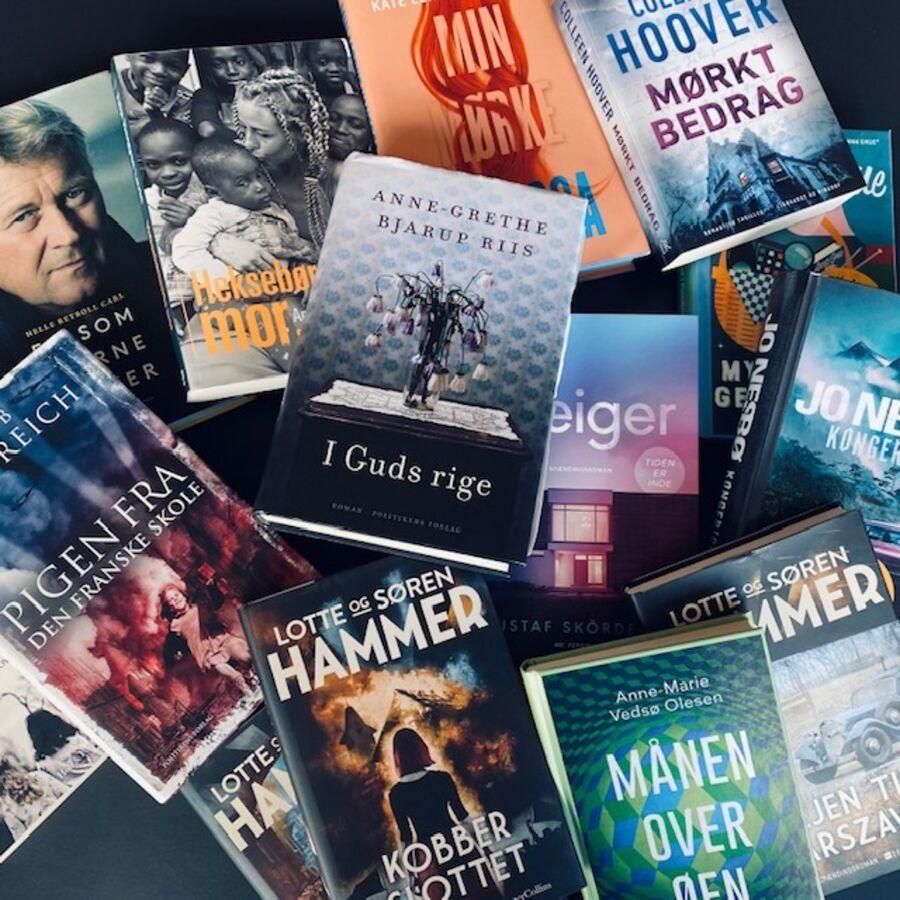 Bøger udgivet i 2020