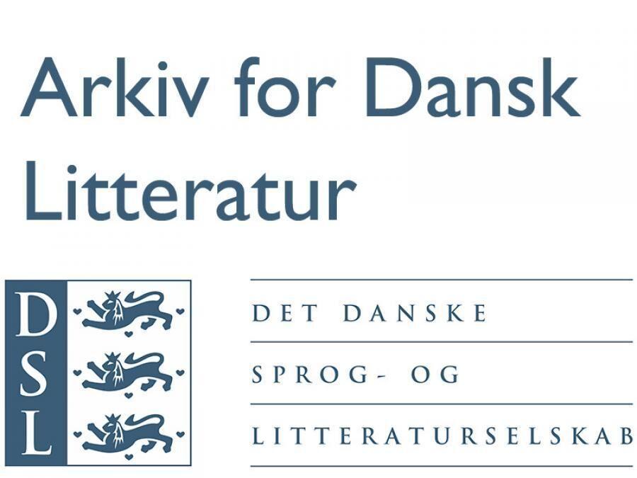 Logo for Arkiv for Dansk Litteratur