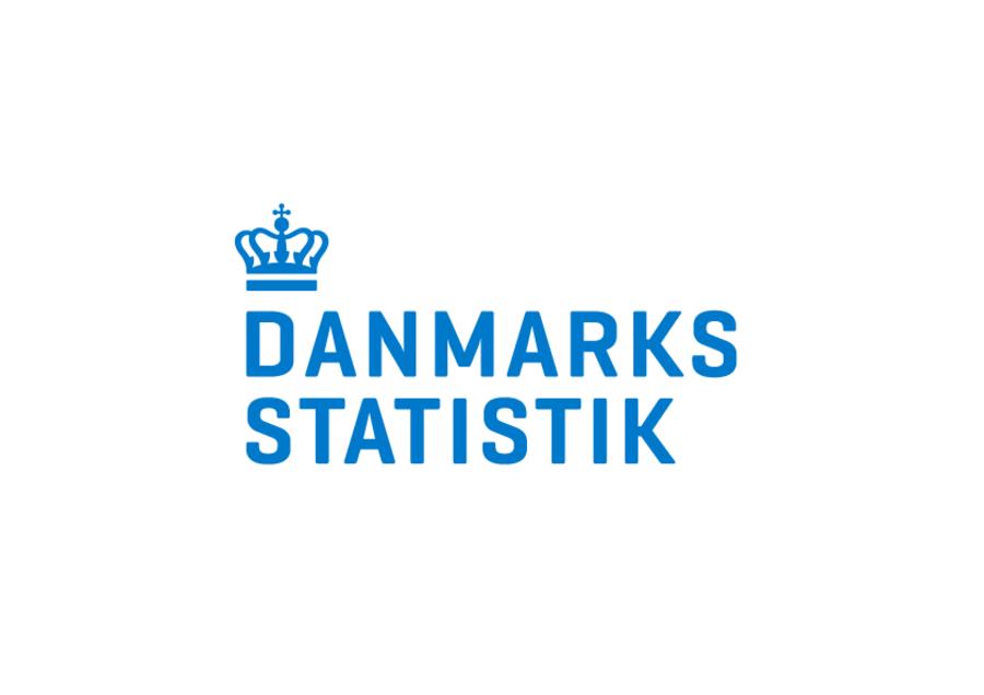 Logo for Danmarks Statistik