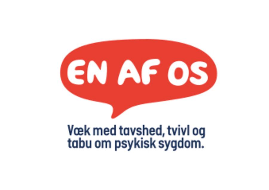 En af os logo