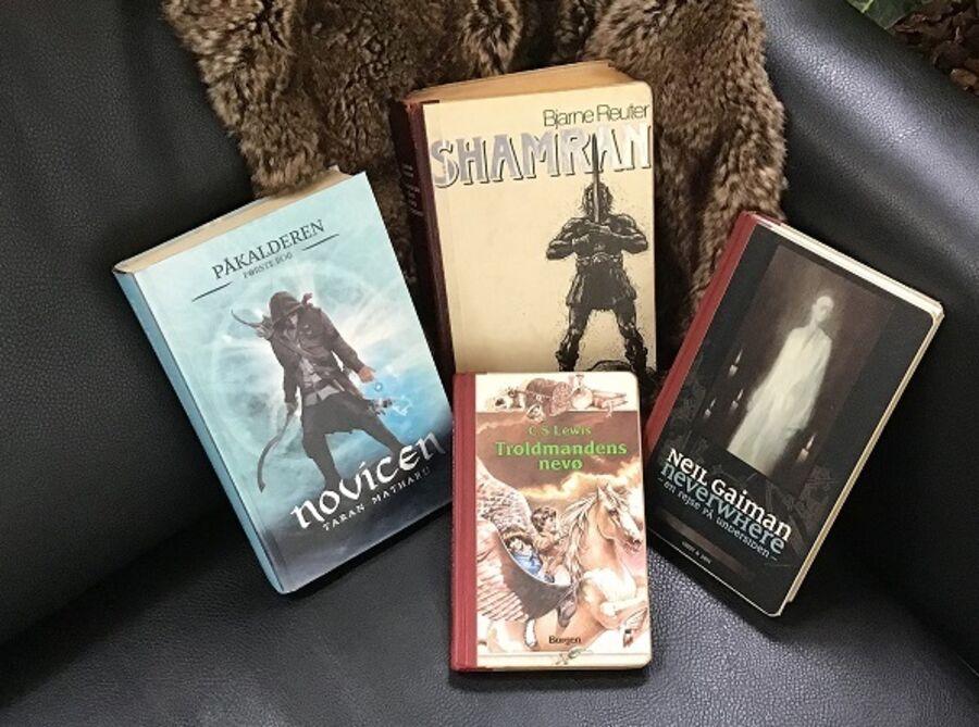 Fantasy romaner