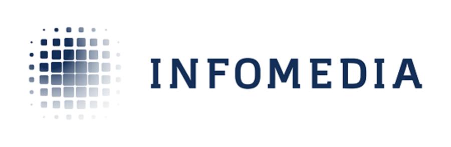 Logo for Infomedia