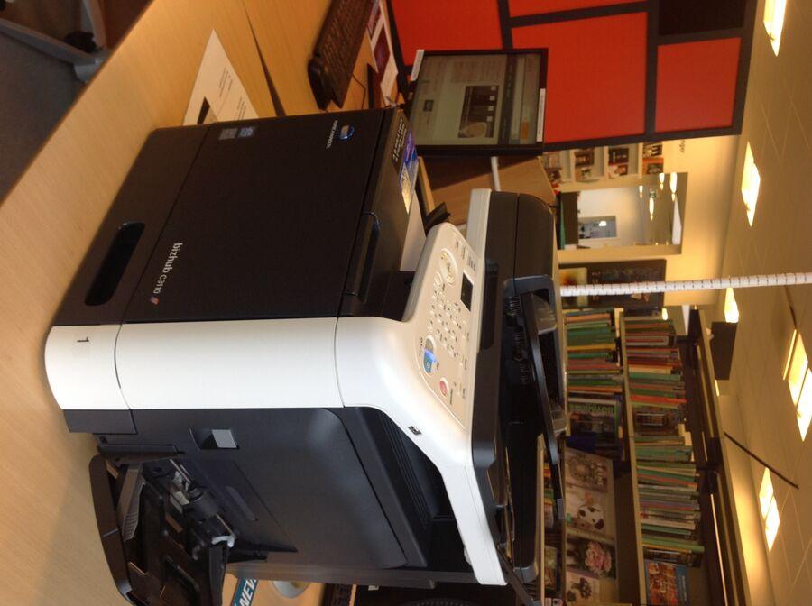 Printer i Tørring