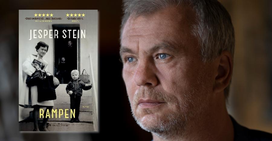 Jesper Stein og bogen Rampen
