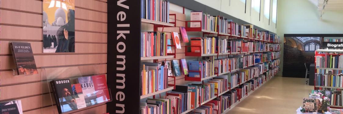 Faglitteratur biblioteket